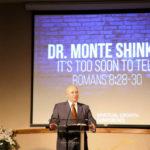 Dr. Monte Shinkle Preaching at #SGC18
