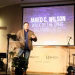 Jared C. Wilson Preaching at #SGC18